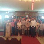 Στο Α.Π.Θ. απόφοιτοι της Θεολογικής Σχολής του Τιμίου Σταυρού της Βοστόνης