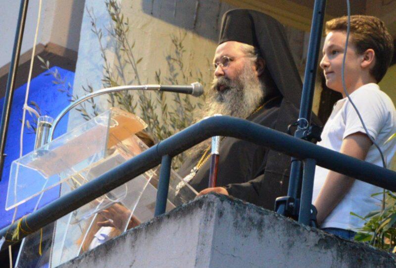 Ηρωικό μήνυμα από Κίτρους Γεώργιο για Σκοπιανό στο ΕΚΚΛΗΣΙΑ ONLINE: Απαράδεκτη συμφωνία - Συνεχίζουμε τον αγώνα