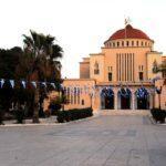 Υποδοχή Ιερών Λειψάνων στον Καθεδρικό Αποστόλου Παύλου Κορίνθου