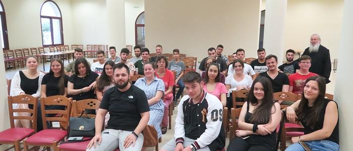 Σύναξη Στελεχών του Γραφείου Νεότητος της Μητρόπολης Φθιώτιδος ενόψει της νέας Κατασκηνωτικής χρονιάς