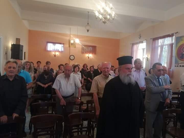 Λευκάδα: Πραγματοποιήθηκε η τελευταία ομιλία της ΓΕΧΑ