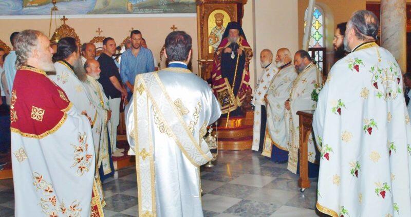 Χανιά: Λαμπρή Εορτή Αποστόλων Πέτρου και Πάυλου