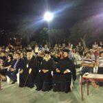 Ο Παροναξίας Καλλίνικος στην εορταστική εκδήλωση του Δημοτικού Σχολείου Φιλωτίου Νάξου