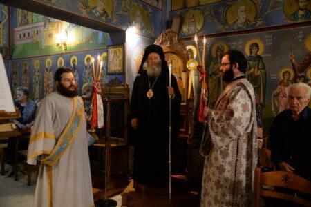 Η εορτή της Παναγίας «Άξιον Εστί» στην Μητρόπολη Πατρών