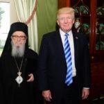 Αντίθετη με τις θέσεις Τραμπ για τους μετανάστες η Αρχιεπισκοπή Αμερικής