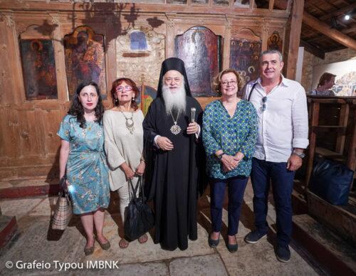 Βέροια: Θυρανοίξια του Ιερού Παρεκκλησίου της Παναγίας Βαλτεσινής