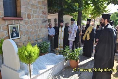 Μνημόσυνο για τον μακαριστό Μητροπολίτη Αλεξανδρουπόλεως κυρό Γερβάσιο Σαρασίτη