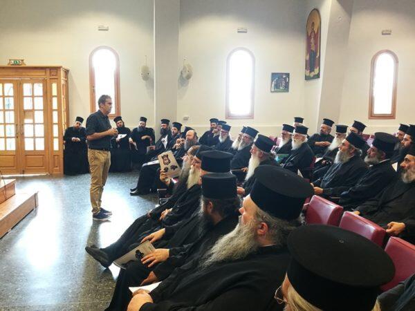 Κληρικοί Εδέσσης: Η Μακεδονία δεν πωλείται - Ψήφισμα
