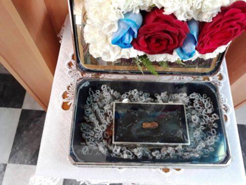 Καρδίτσα: Λαμπρή πανήγυρις για τη μετακομιδή αποτμήματος ιερού λειψάνου του αγίου Αρσενίου από τη Ρωσία στη γενέτειρά του