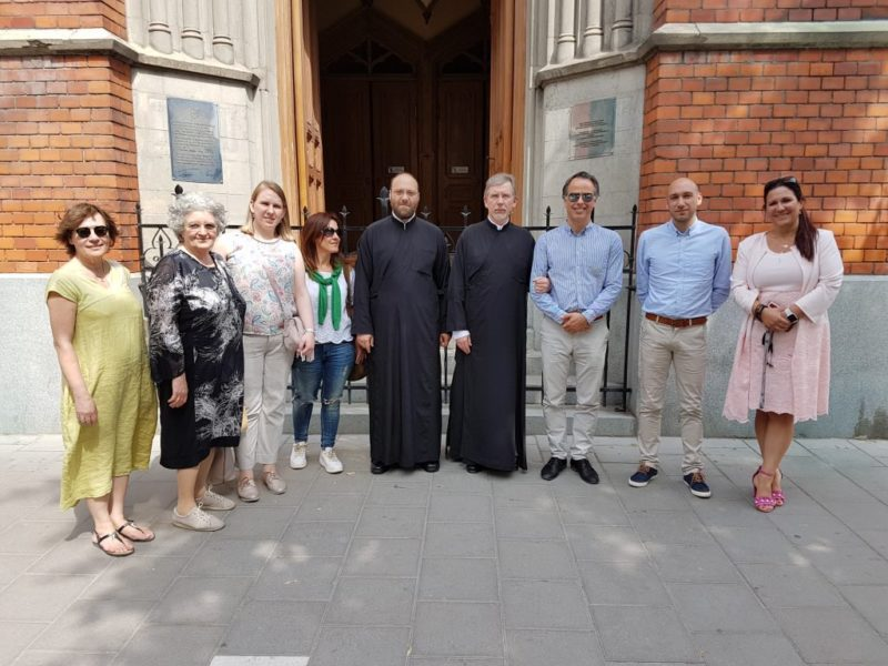 Στοκχόλμη: Στήριξη του σχεδίου ανακαίνισης του Καθεδρικού Ναού