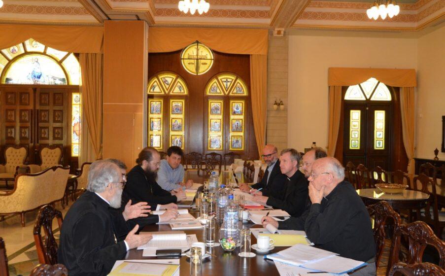 Παραλίμνι: Συνάντηση Συντακτικής Επιτροπής της Διεθνούς Μικτής Επιτροπής επί του Θεολογικού Διαλόγου μεταξύ της Ορθοδόξου Εκκλησίας και της Ρωμαιοκαθολικής Εκκλησίας