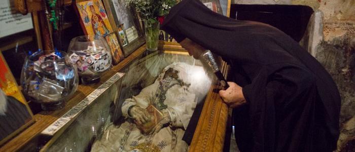 Σε κλίμα κατάνυξης και συγκίνησης το Ετήσιο Μνημόσυνο του μακαριστού Καθηγουμένου π. Δαμασκηνού Ζαχαράκη