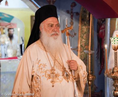 Βέροια: Πανηγύρισε ο Ιερός Ναός Αγίου Τιμοθέου