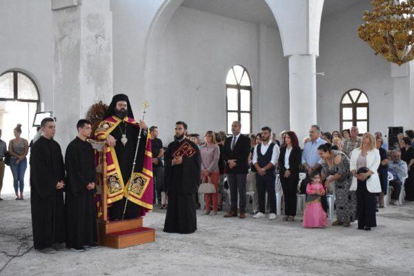 Μητρόπολη Μαρωνείας: Πανηγυρικός Εσπερινός Αγίου Ευγενίου του Τραπεζούντιου