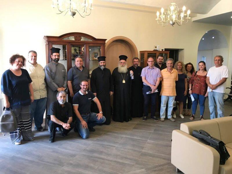 Επιμορφωτική Ημερίδα των Θεολόγων του Νομού Λασιθίου φιλοξένησε η Μητρόπολη Ιεραπύτνης