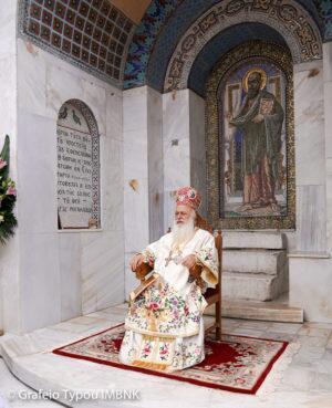 Βέροια: Αρχιερατική Θεία Λειτουργία στο Βήμα του Αποστόλου Παύλου