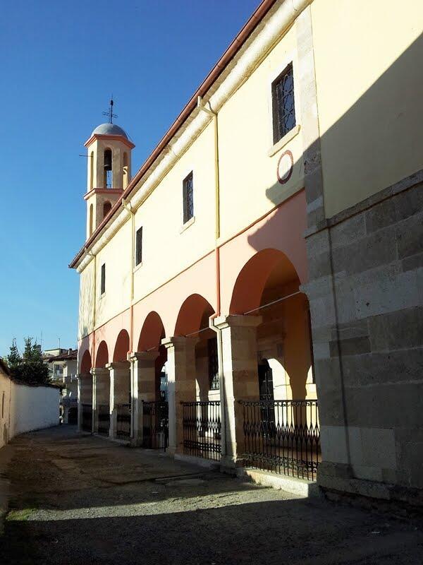 Μητρόπολη Εδέσσης: Ανάπλαση περιβάλλοντος χώρου Ναού Κοιμήσεως της Θεοτόκου