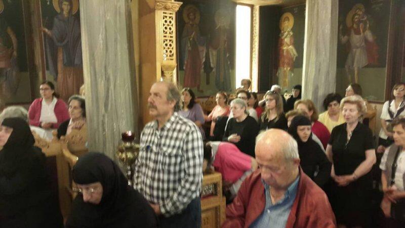 Το Ιερό Ησυχαστήριο Πανοράματος επισκέφθηκε τα Γρεβενά
