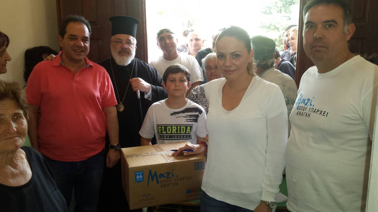 Διδυμοτείχου Δαμασκηνός: Η Εκκλησία αθόρυβα αλλά συστηματικά ακολουθεί τα ίχνη του Καλού Σαμαρείτη