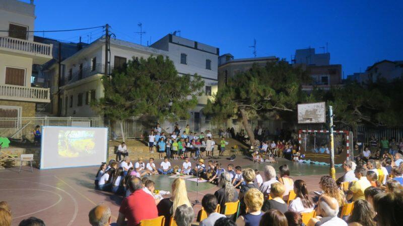 Ο Σύρου Δωρόθεος παρέστη σε εκδηλώσεις λήξεως σχολικού έτους εκπαιδευτηρίων της Σύρου