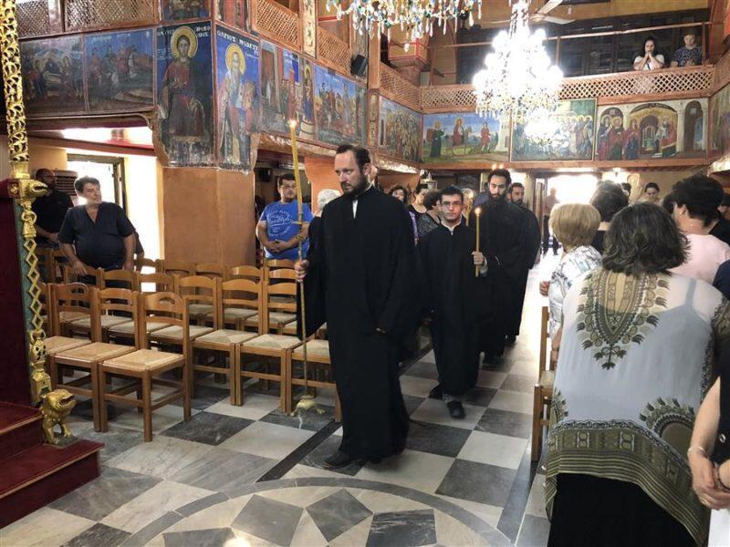 Νέος Πρεσβύτερος στη Μητρόπολη Θεσσαλιώτιδος