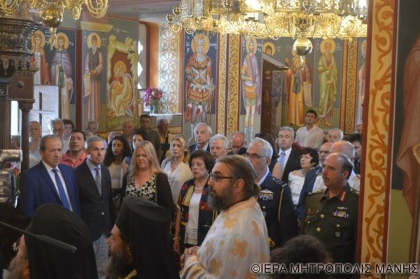 Λαμπρός εορτασμός της επετείου της Μάχης του Διρού