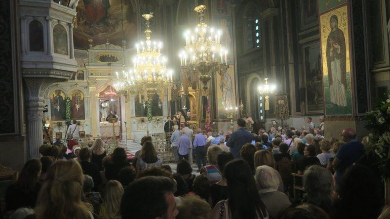 Λαμπρή Εορτή του Αποστόλου Παύλου στην Αθήνα