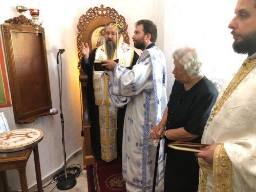 Λευκάδα: Θεία Λειτουργία και Μνημόσυνο στο Μητροπολιτικό Παρεκκλήσιο του Αγίου Ευτυχίου