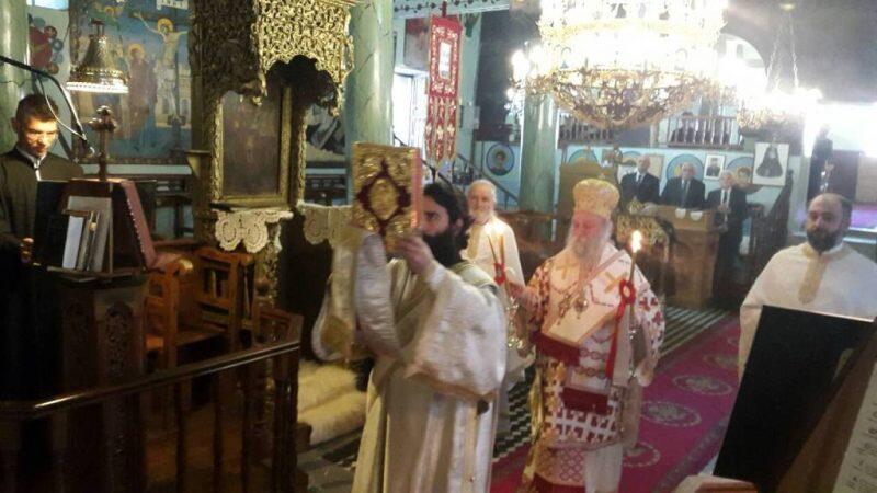 Εορτή των Αγίων Πάντων στην Κρανιά και τον Πλατάνιστο