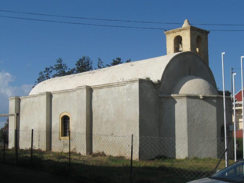 Θεία Λειτουργία στην κατεχόμενη κοινότητα Παστειό-Νέο Λειβάδι (Μόρφου)