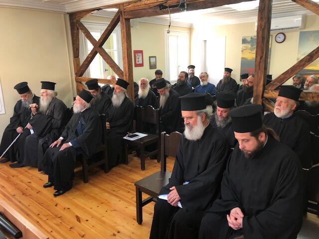Ολοκληρώθηκαν οι εργασίες της 43ης Ιερατικής Σύναξης στη Μητρόπολη Λευκάδος