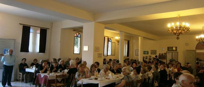Εσπερινή Εκδήλωση Ιερού Ναού Αγίας Σοφίας Λαμίας