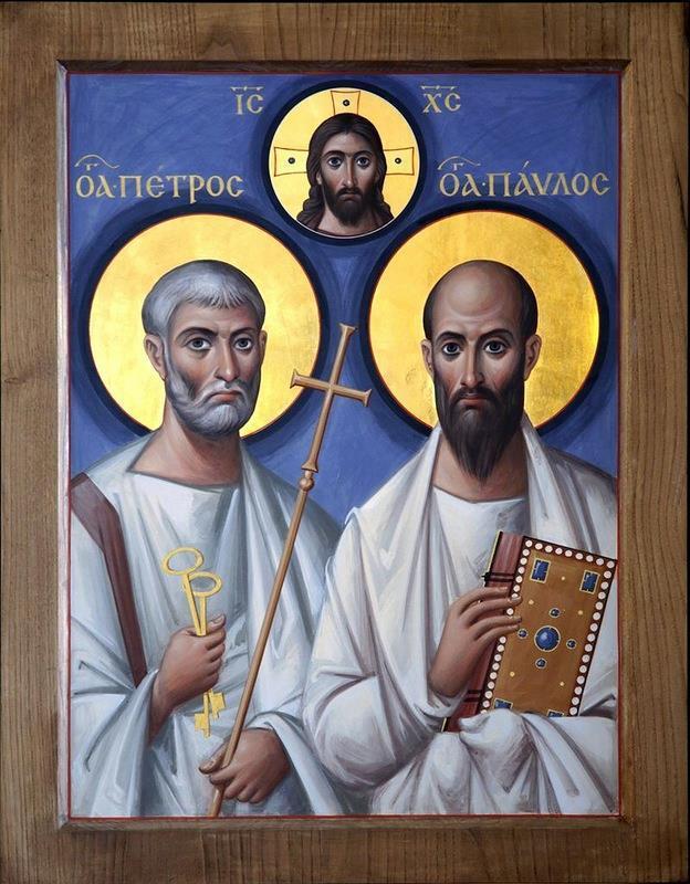Πέτρου και Παύλου: Ποιοί ήταν οι Απόστολοι και πως πέθαναν
