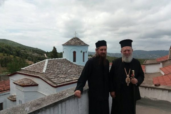 Τη Σκόπελο επισκέφθηκε ο Χαλκίδος Χρυσόστομος