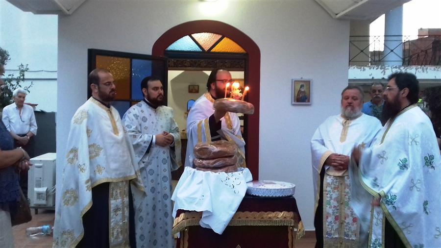 Φάρσαλα: Με λαμπρότητα εορτάσθηκε η μνήμη του Αγίου Λουκά του Ιατρού