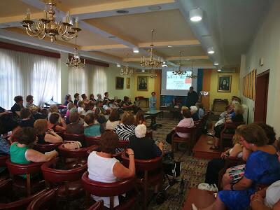 Διαλέξεις του πρωτοπρ. π. Αντωνίου Καλλιγέρη στην Μητρόπολη Αλεξανδρουπόλεως