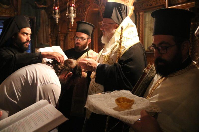 Κυριακή Β΄ Ματθαίου: Χειροτονία Διακόνου από Διδυμοτείχου Δαμασκηνό