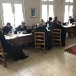 Ολοκληρώθηκε η 5η και η 6η θεματική ενότητα του Επιμορφωτικού Σεμιναρίου των κληρικών