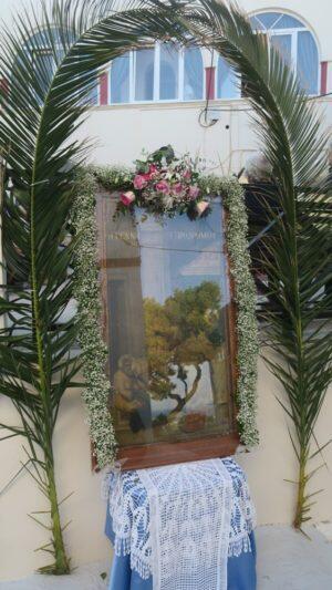 Σύρος: Εορτή της γεννήσεως Τιμίου Προδρόμου στην ομώνυμη Ιερά Μονή Ταλάντων
