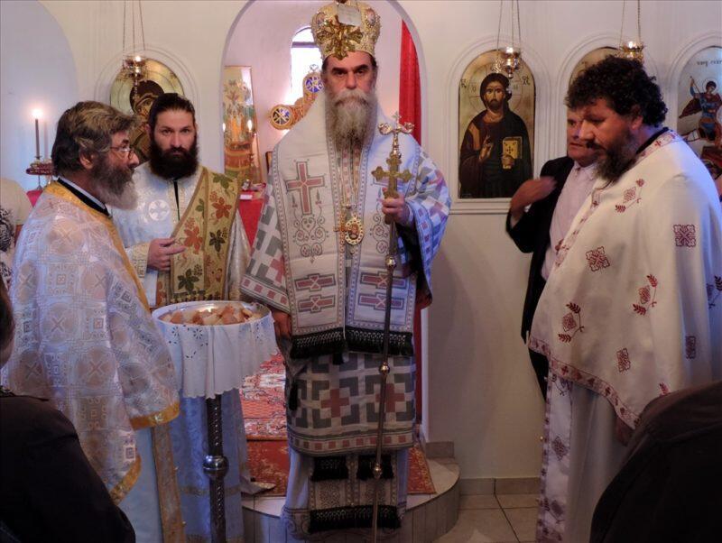 Πανήγυρις Αποστόλων Πέτρου και Παύλου στην Καστανιά Άρτης