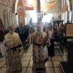 Ιεράπετρα: Αρχιερατική Θεία Λειτουργία στον Ιερό Ναό Mεταμορφώσεως Σωτήρος