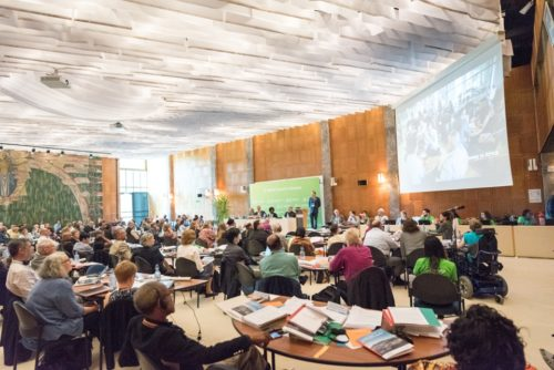 70η επέτειος Παγκοσμίου Συμβουλίου Εκκλησίων