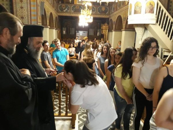 Μητρόπολη Θεσσαλιώτιδος: Μεγάλη η προσέλευση των παιδιών στις ιερές Παρακλήσεις για τις Πανελλαδικές