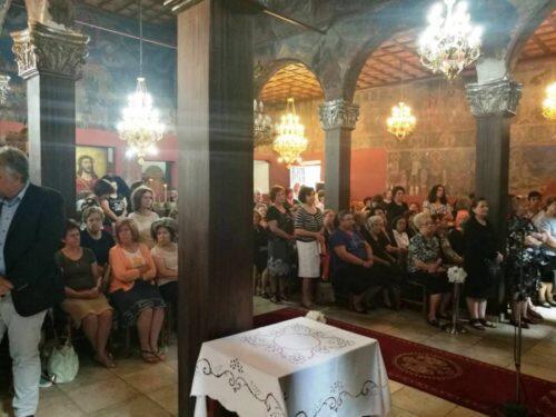 Πραγματοποιήθηκαν τα «Γ΄ Μυροφόρεια 2018» στο Προσκύνημα Μεταμορφώσεως του Σωτήρος Κουρτικίου
