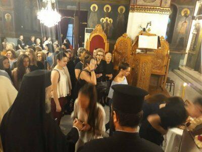 Πανελλήνιες: Ιερές Παρακλήσεις υπέρ βοηθείας των παιδιών μας από Μητρόπολη Θεσσαλιώτιδος