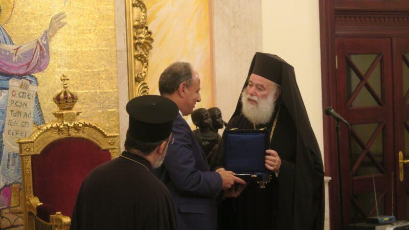 Ο Αλεξανδρείας Θεόδωρος κήρυξε την έναρξη του θεολογικού - επιστημονικού συνεδρίου στην Αλεξάνδρεια