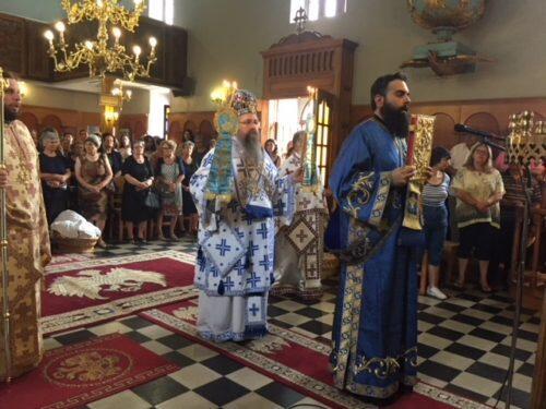 Συμπλήρωση 10ετίας από της εκλογής του Σεβασμιωτάτου Λευκάδος Θεόφιλου