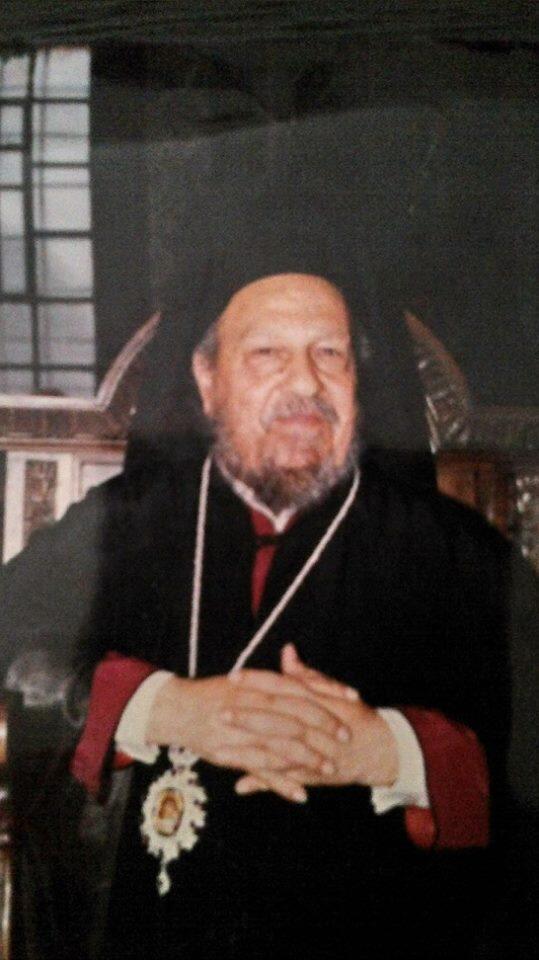 Αρχιερέας των ψυχών και συνειδήσεων μας: Ο Γέροντάς μου, Μακαριστός Μητροπολίτης Ρόδου Απόστολος