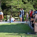 Άγιος Παΐσιος - Σουρωτή - Τώρα: Συγκινημενοι προσκυνούν χιλιάδες πιστοί - Αποκλειστικές φωτογραφίες