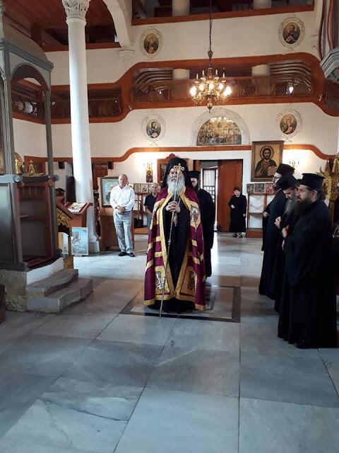 Αδριανούπολη: Πρώτη χειροτονία κληρικού μετά από 100 περίπου χρόνια